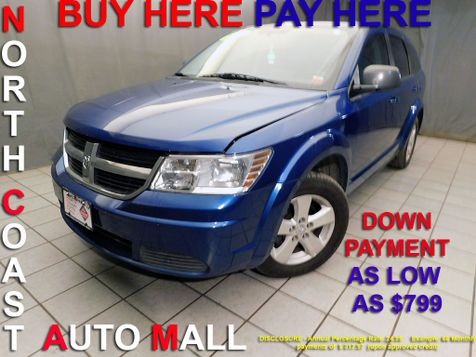 2009 Dodge Journey SXTAs low as $799 DOWN in Cleveland, Ohio