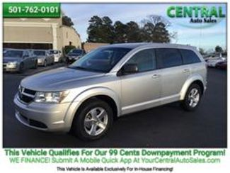 2009 Dodge Journey SXT | Hot Springs, AR | Central Auto Sales in Hot Springs AR
