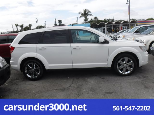 2009 Dodge Journey SXT Lake Worth , Florida 0