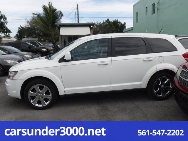 2009 Dodge Journey SXT Lake Worth , Florida 3