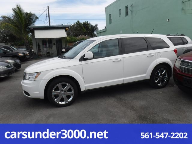 2009 Dodge Journey SXT Lake Worth , Florida 10