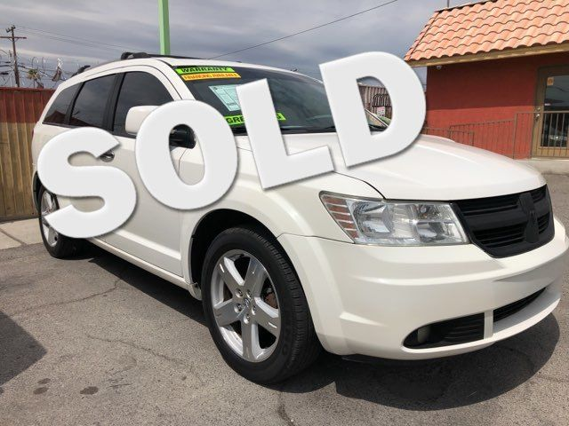 2009 Dodge Journey R/T CAR PROS AUTO CENTER (702) 405-9905 Las Vegas, Nevada