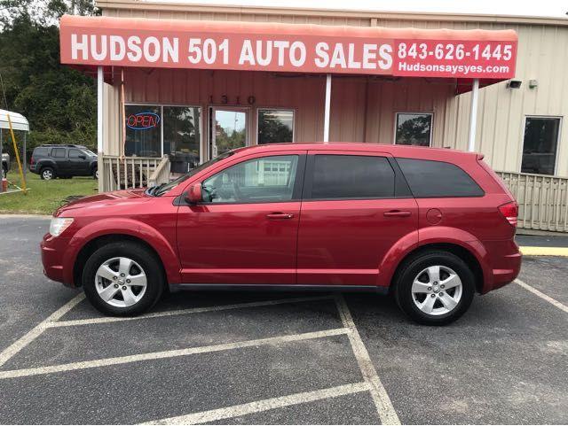 2009 Dodge Journey SXT   Myrtle Beach, South Carolina   Hudson Auto Sales in Myrtle Beach South Carolina