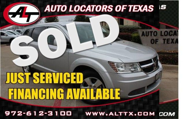 2009 Dodge Journey SXT   Plano, TX   Consign My Vehicle in  TX
