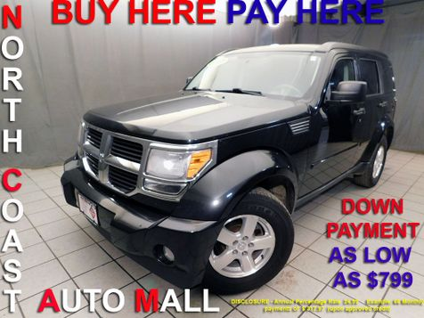 2009 Dodge Nitro SE As low as $799 DOWN in Cleveland, Ohio