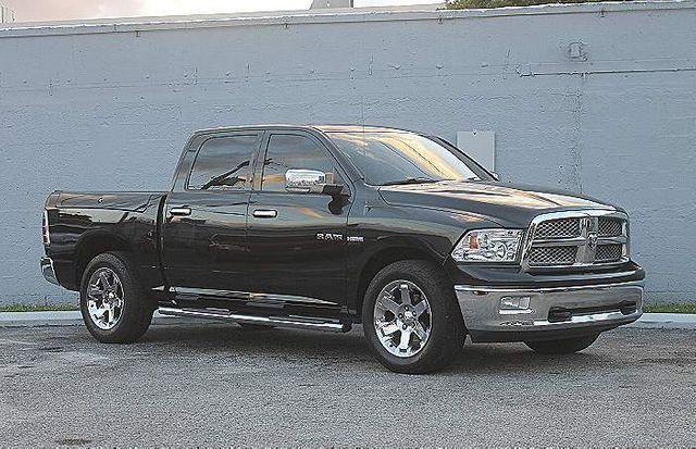 2009 Dodge Ram 1500 Laramie Hollywood, Florida 58