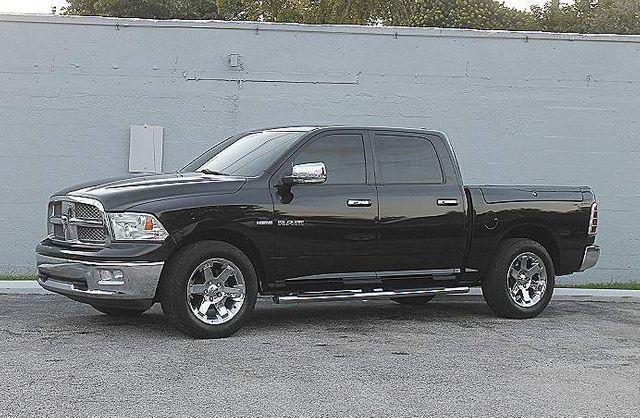 2009 Dodge Ram 1500 Laramie Hollywood, Florida 21