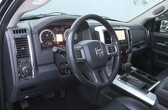 2009 Dodge Ram 1500 Laramie Hollywood, Florida 13