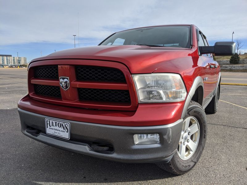 2009 Dodge Ram 1500 Quad Cab 4X4 TRX  Fultons Used Cars Inc  in , Colorado