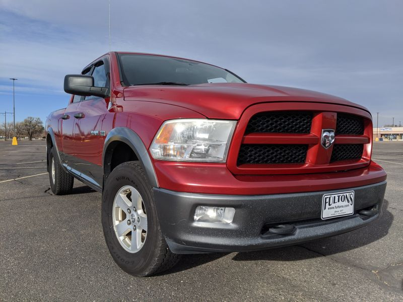 2009 Dodge Ram 1500 Quad Cab 4X4 TRX  Fultons Used Cars Inc  in , Colorado