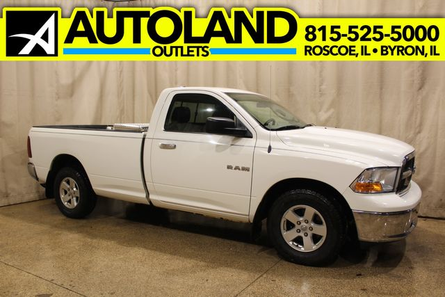 2009 Dodge Ram 1500 RWD Long Bed SLT