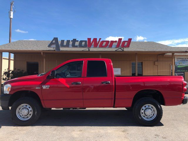 2009 Dodge Ram 2500 ST in Marble Falls, TX 78654