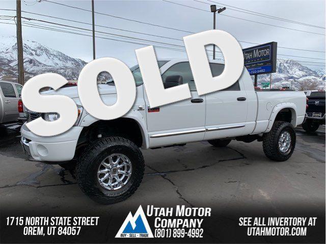 2009 Dodge Ram 2500 Laramie   Orem, Utah   Utah Motor Company in  Utah