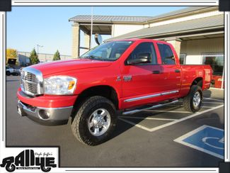 2009 Dodge 2500 Ram SLT C/Cab 6.7L Diesel 6SPEED 4WD in Burlington WA, 98233