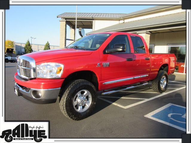 2009 Dodge 2500 Ram SLT C/Cab 6.7L Diesel 6SPEED 4WD