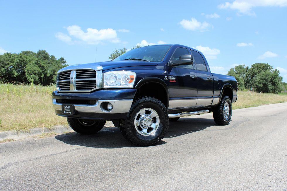 Texas Diesel Store >> 2009 Dodge Ram 2500 Slt Bighorn 4x4 Temple Tx Texas