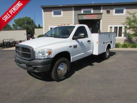2009 Dodge Ram 3500 4x4 Service Utility Truck  in St Cloud, MN