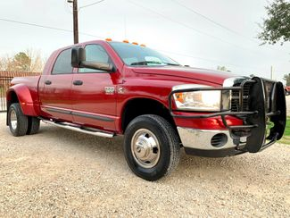 2009 Dodge Ram 3500 DRW SLT Mega Cab 4X4 6.7L Cummins Diesel Auto in Sealy, Texas 77474