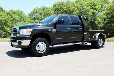 2009 Dodge Ram 3500 SLT - 4x4 - FLATBED - 1 OWNER in Liberty Hill , TX
