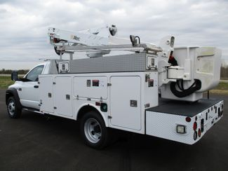 2009 Dodge Ram 5500 4X4 CUMMINS  BUCKET BOOM TRUCK 155K ALTEC AT37G Lake In The Hills, IL 2
