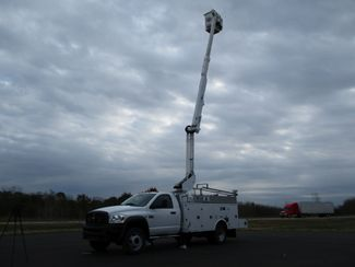 2009 Dodge Ram 5500 4X4 CUMMINS  BUCKET BOOM TRUCK 155K ALTEC AT37G Lake In The Hills, IL 37