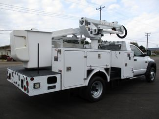 2009 Dodge Ram 5500 4X4 CUMMINS  BUCKET BOOM TRUCK 155K ALTEC AT37G Lake In The Hills, IL 4