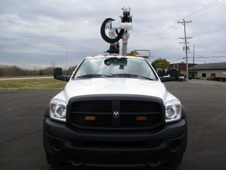 2009 Dodge Ram 5500 4X4 CUMMINS  BUCKET BOOM TRUCK 155K ALTEC AT37G Lake In The Hills, IL 7