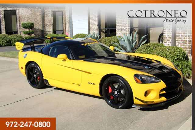 2009 Dodge Viper SRT10 ACR Coupe in Addison, TX 75001