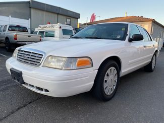 2009 Ford Crown Victoria Police Interceptor Street Appearance in San Diego, CA 92110