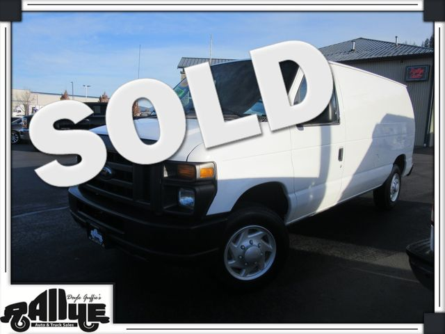 2009 Ford E150 Cargo Van LOW MILES