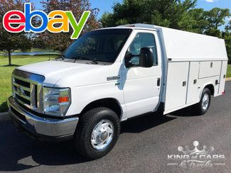 2009 Ford E350 Utility Service WALK IN UTILITY VAN 97K MILES 1-OWNER in Woodbury, New Jersey 08093