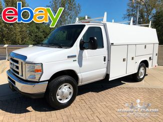 2009 Ford E350 Utility SERVICE WALK IN VAN LOW MILES 5.4L V8 1-OWNER in Woodbury, New Jersey 08093