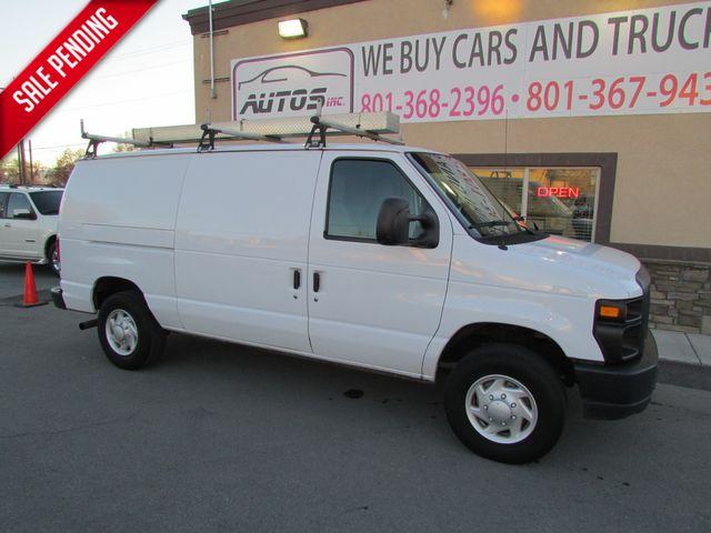 2009 Ford Econoline Cargo Van Commercial in American Fork, Utah 84003