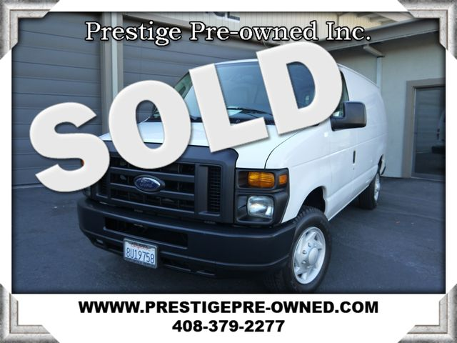 2009 Ford Econoline Cargo Van Commercial  in Campbell CA