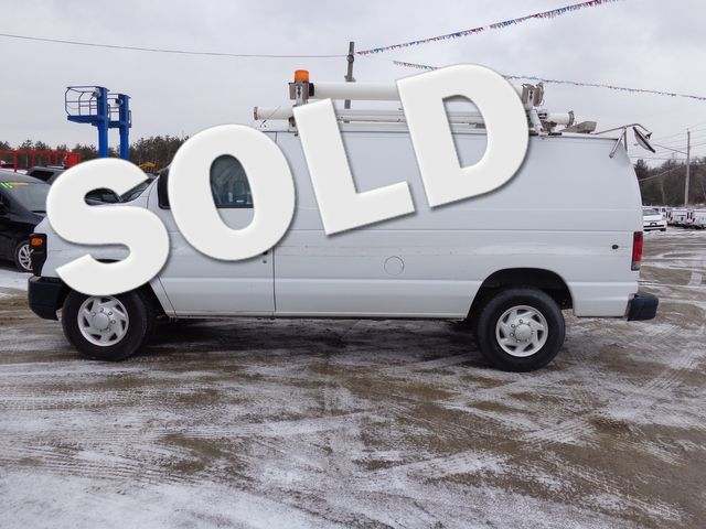 2009 Ford Econoline Cargo Van Commercial Hoosick Falls, New York