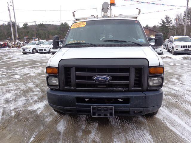 2009 Ford Econoline Cargo Van Commercial Hoosick Falls, New York 1