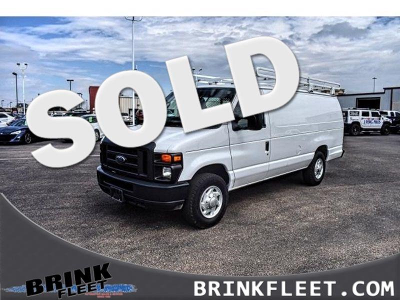 2009 Ford Econoline Cargo Van Commercial | Lubbock, TX | Brink Fleet in Lubbock TX