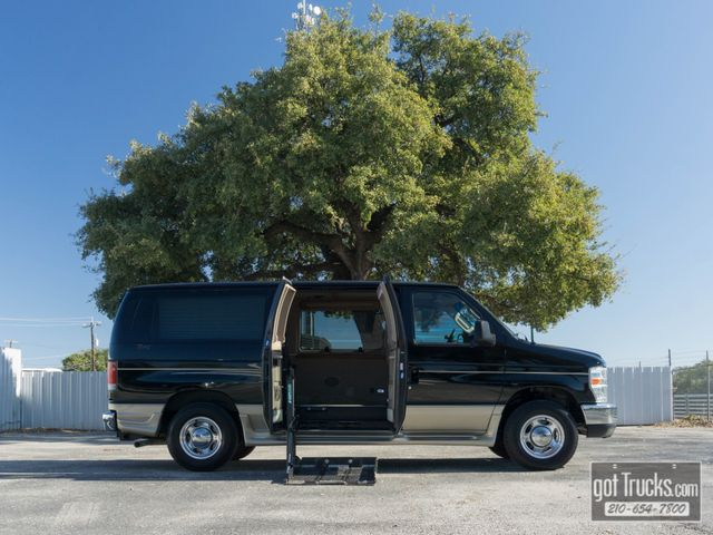 2009 Ford Econoline Cargo Van Tuscany Recreational 4.6L V8 RWD Braun Ability
