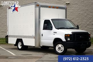 2009 Ford E350 Box Truck 8 1/2' Morgan Box in Plano Texas, 75093