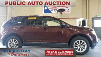 2009 Ford Edge SEL   JOPPA, MD   Auto Auction of Baltimore  in Joppa MD