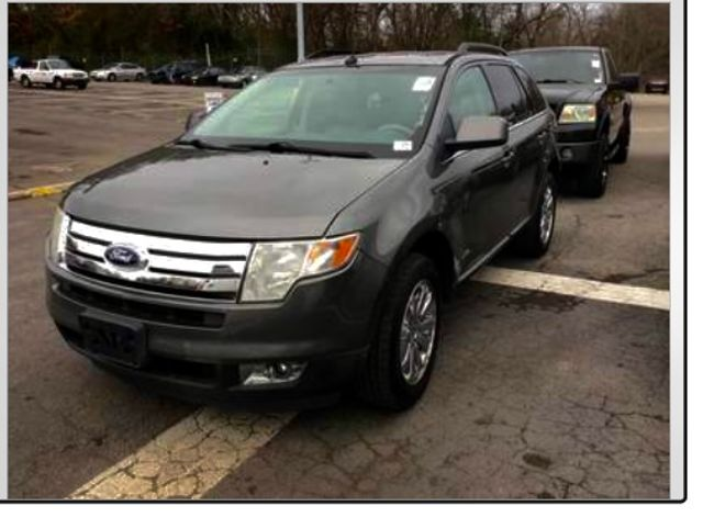 2009 Ford Edge Limited in Knoxville, Tennessee 37920