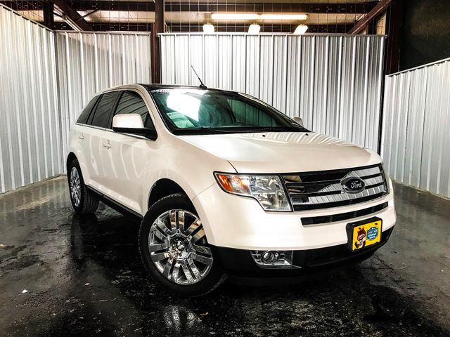 Ford Edge Limited Warranty Inlcuded In New Braunfels Tx