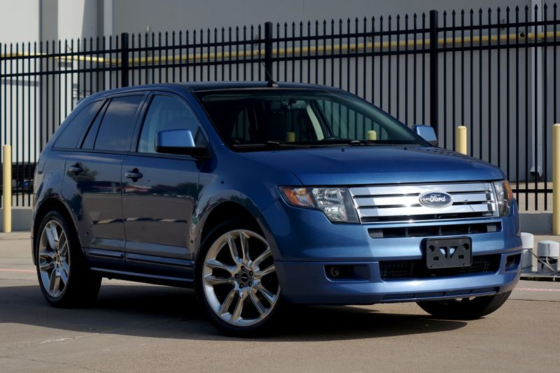 2009 Ford Edge Sport* Pano Roofs*Nav*Ez Finance** | Plano, TX | Carrick's Autos in Plano TX