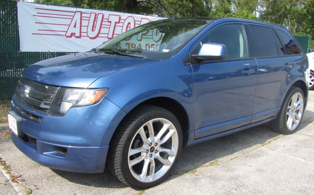 2009 Ford Edge Sport St. Louis, Missouri 3