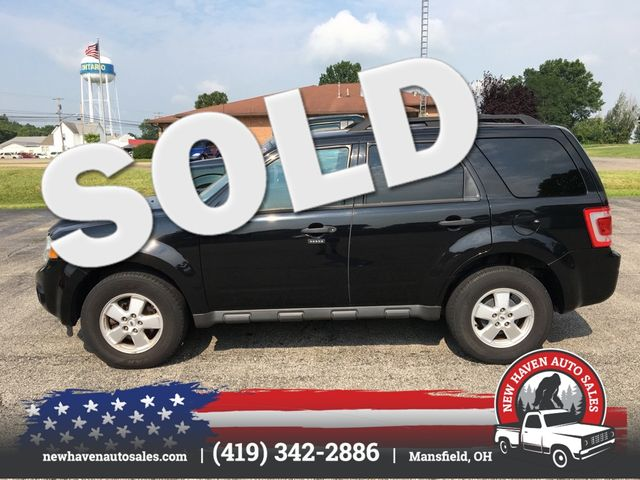 2009 Ford Escape 4X4 XLT