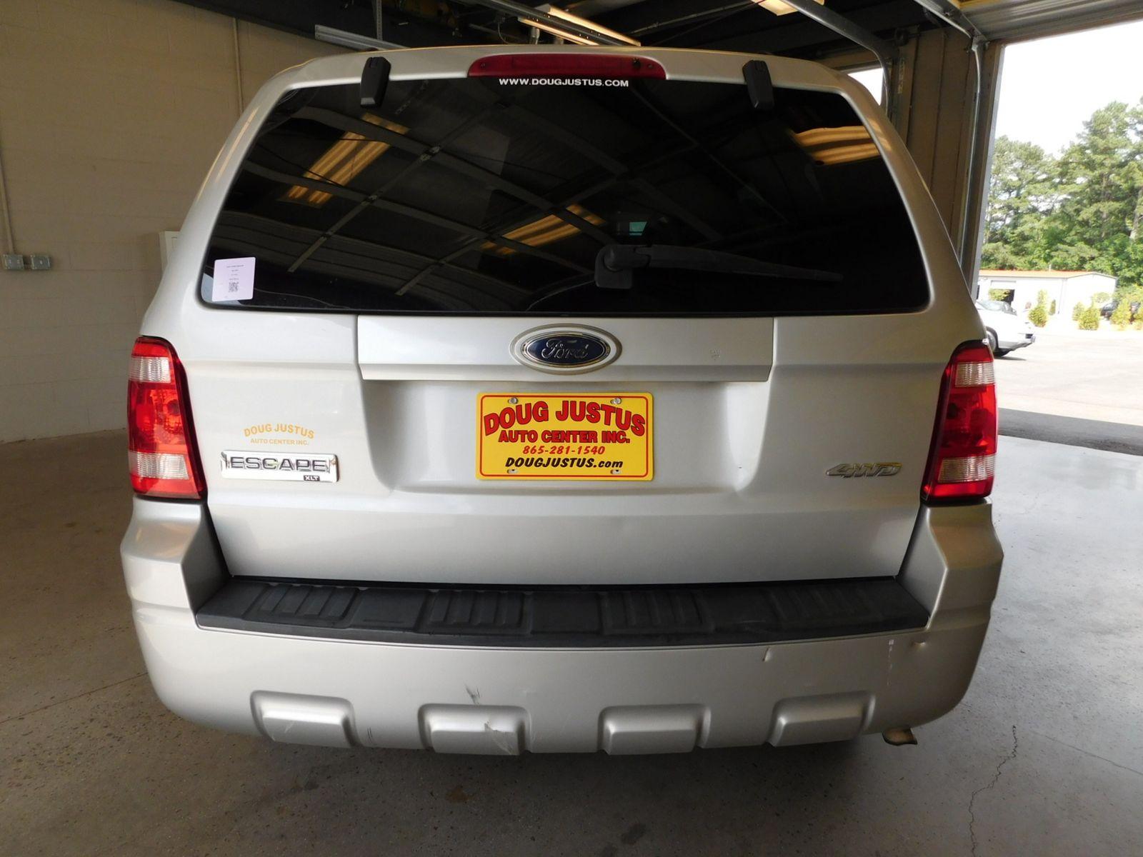 2009 ford escape xlt city tn doug justus auto center inc in airport motor mile