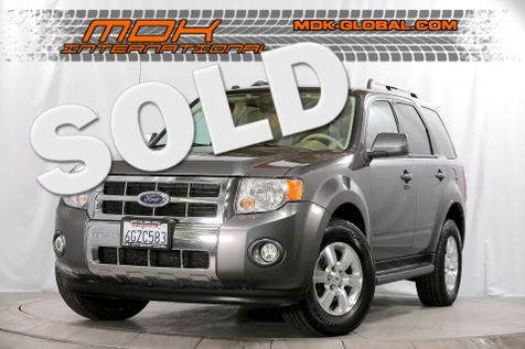 2009 Ford Escape Limited - Leather - V6 - SYNC in Los Angeles