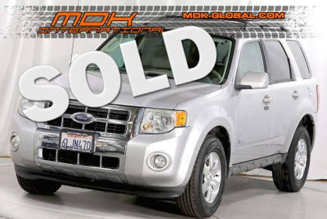 2009 Ford Escape Hybrid Limited - 4WD - Navigation - Sunroof in Los Angeles