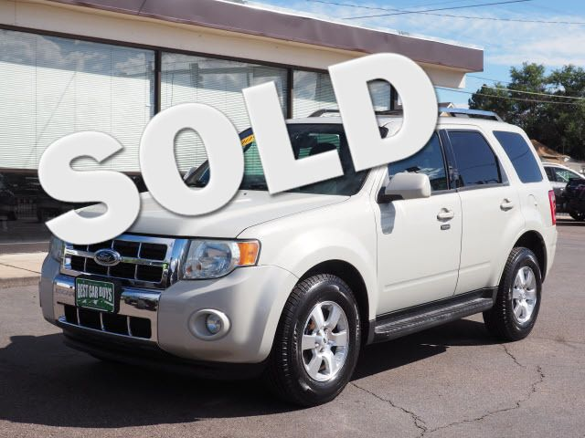 2009 Ford Escape Limited Englewood, CO