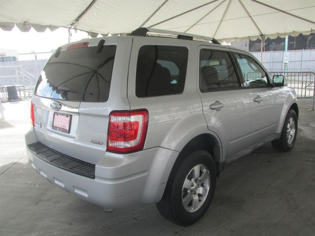 2009 Ford Escape Limited Gardena, California 2
